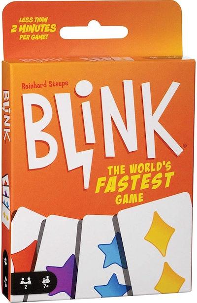 Mattel Games Blink Card Game