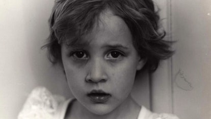 A childhood photo of Dylan Farrow from HBO's 'Allen v. Farrow' via the HBO press site