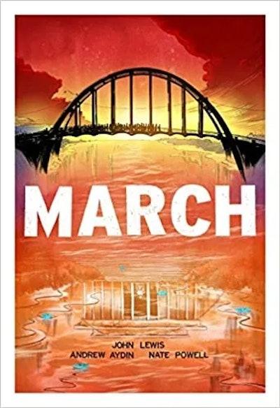 March (Trilogy Slip Case Set)