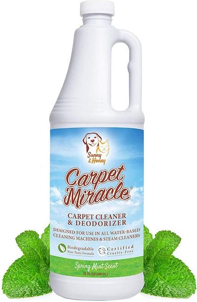 Sunny & Honey Carpet Miracle Shampoo