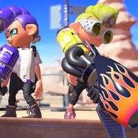 'Splatoon 3' release date, trailer, and Little Buddy on Nintendo Switch