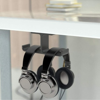 6amLifestyle Under-Desk Headset Holder