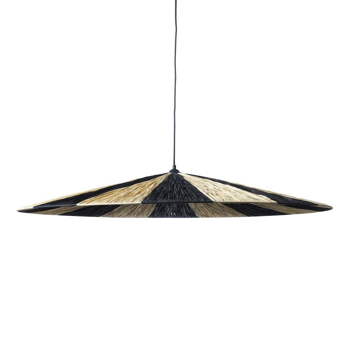 Parasol - Black & Nature, Loftlampe