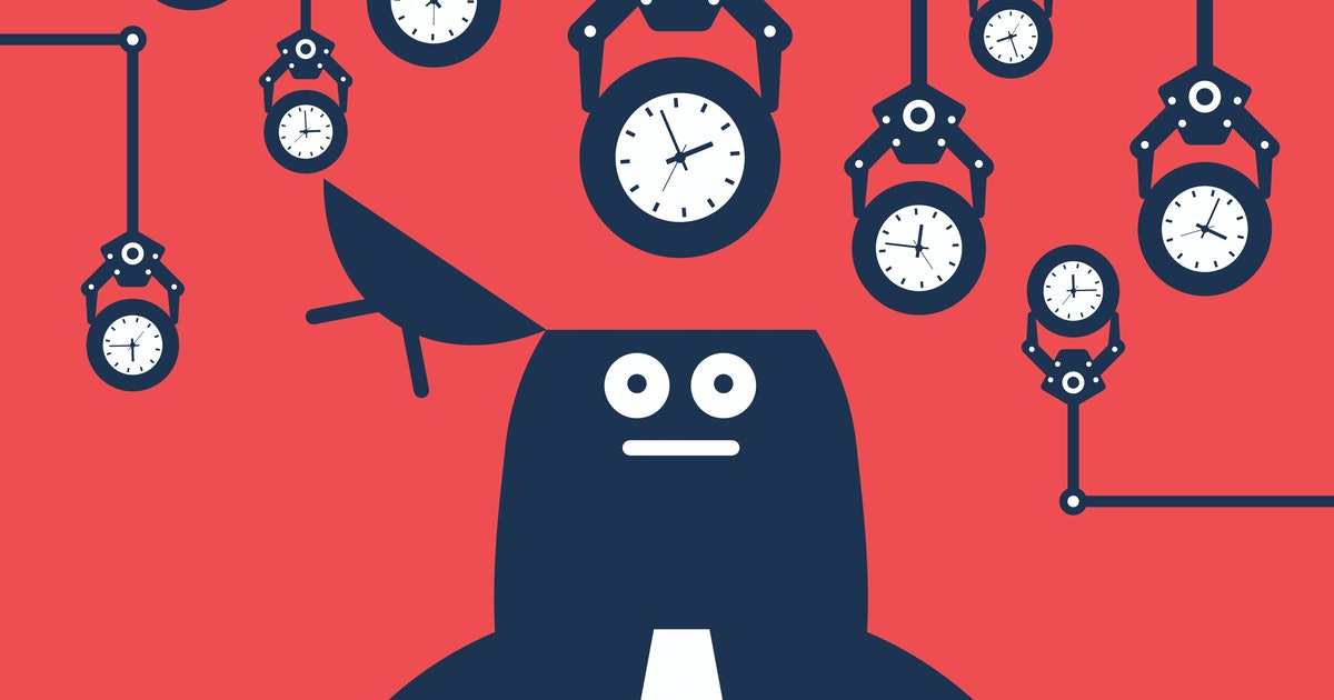 Why we may need to rethink how we define time management