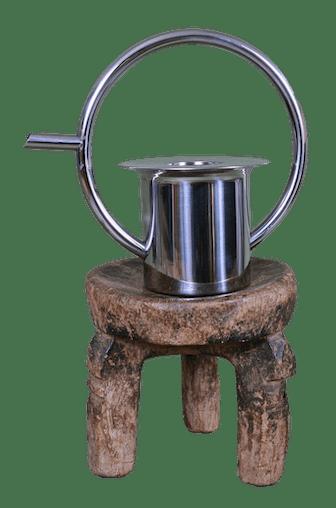 Metallic Watering Can