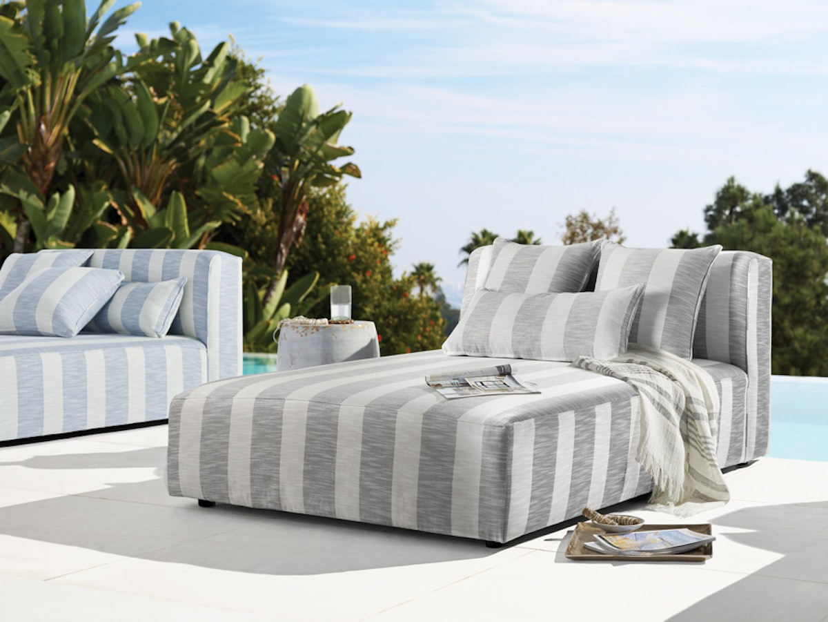Andaz Outdoor Chaise