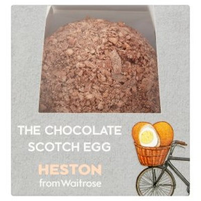 Heston from Waitrose The Chocolate Scotch Egg