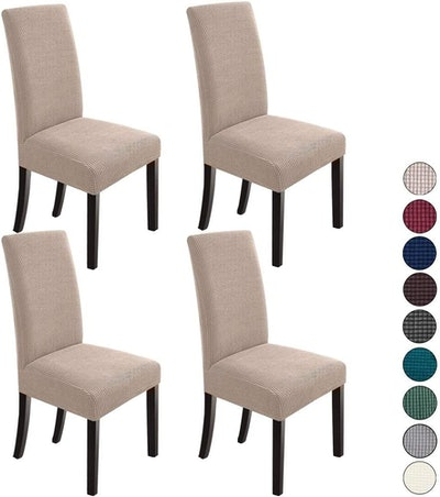 Northern Brothers Dining Room Chair Slipcovers (Set of 4)