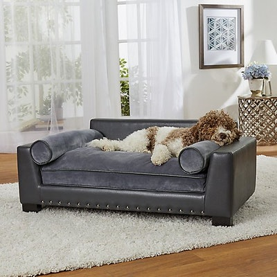 Enchanted Home Pet Skylar Sofa Pet Dog Bed
