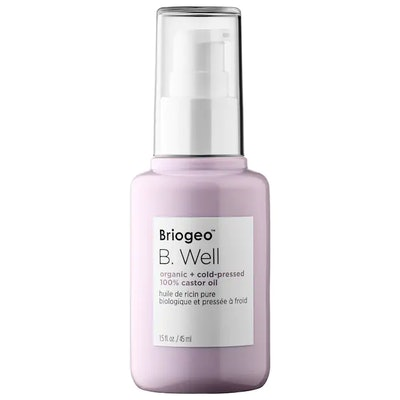 B. Well Organic + Cold-Pressed 100% Castor Oil