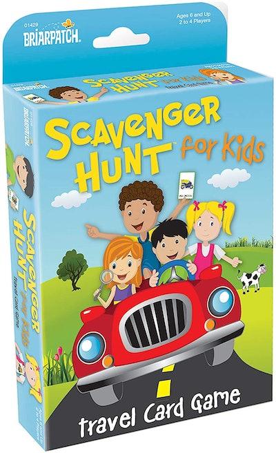 Briarpatch Scavenger Hunt Card Game for Kids