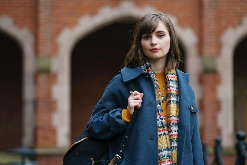 lola pettigrew in bbc one's bloodlands