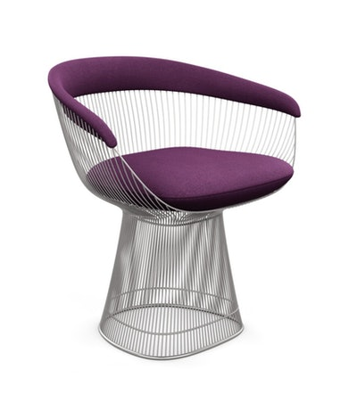 Platner Arm Chair by Knoll