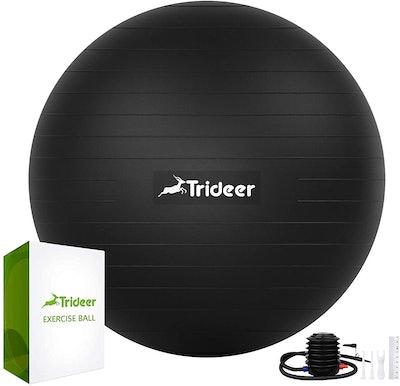 Trideer Exercise Yoga Ball