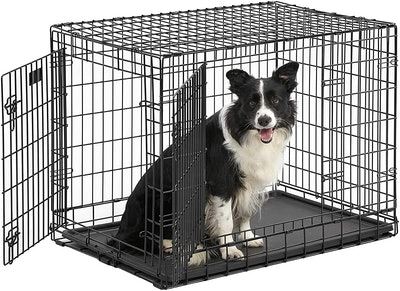 MidWest Ultima Pro Extra-Strong Dog Crate with Divider