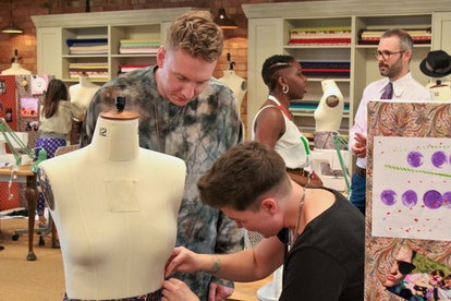 'The Great British Sewing Bee' on BBC