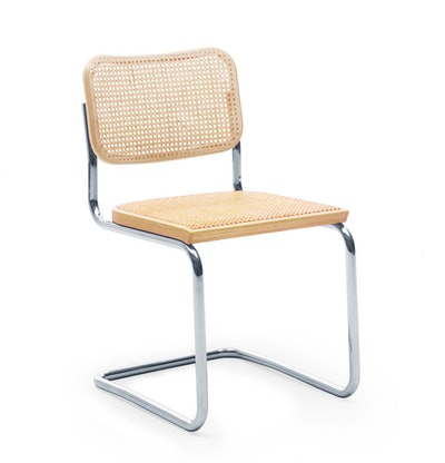 Cesca Chair - Armless with Cane Seat & Back