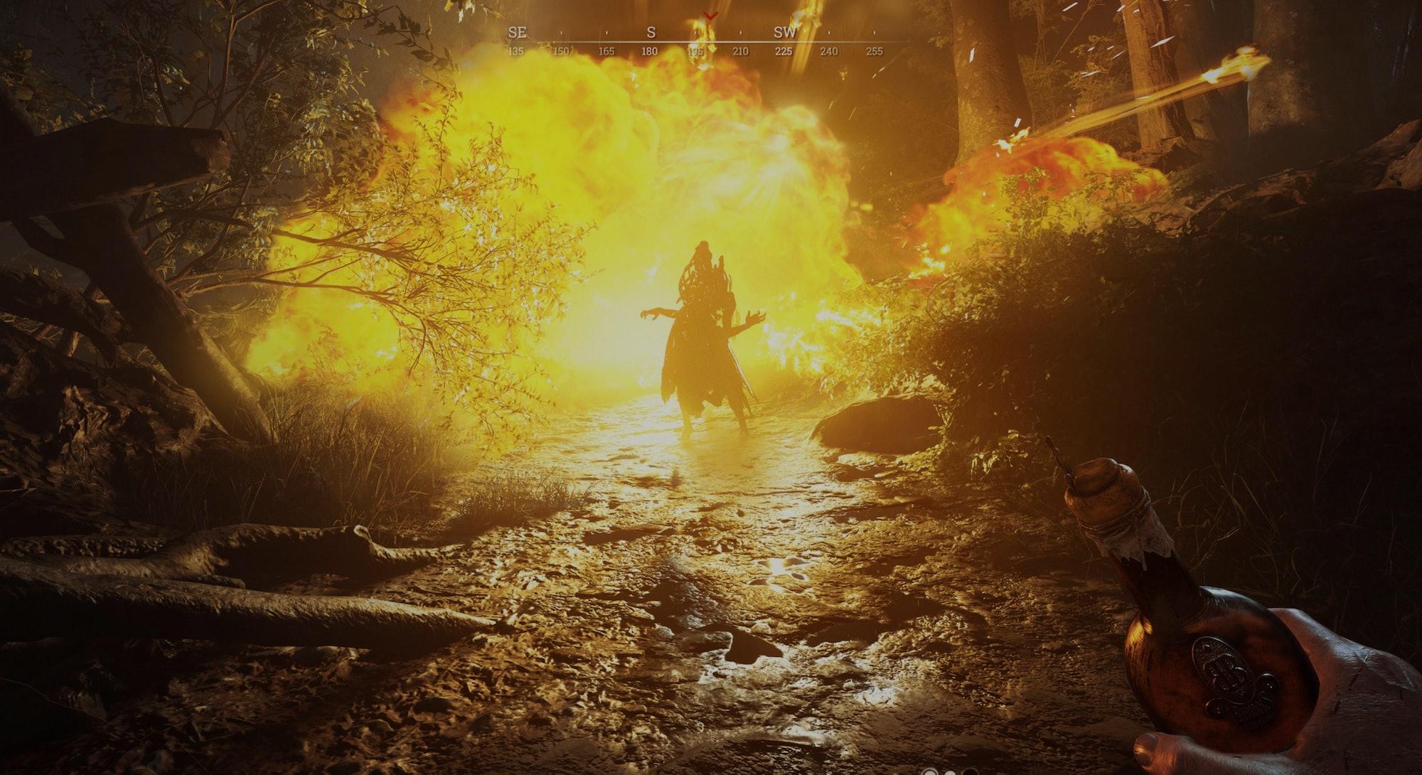 Hunt: Showdown game