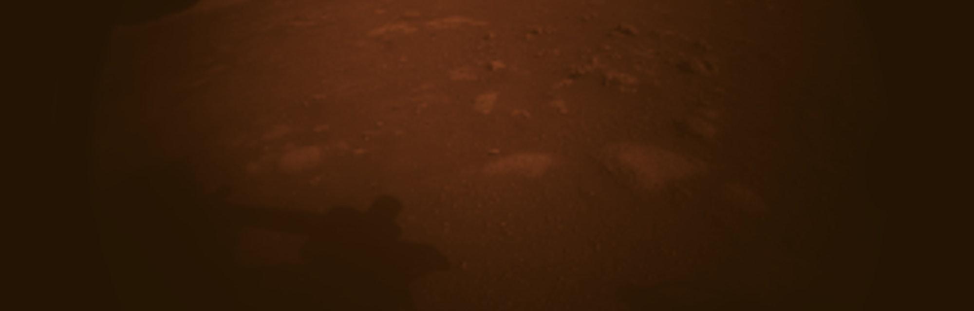 NASA Mars Perseverance photo