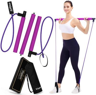Viajero Pilates Bar Kit