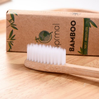 Sprmal Bamboo Toothbrushes (5-Pack)