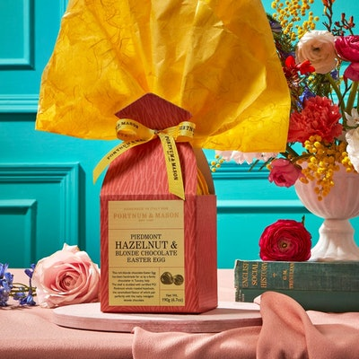 Piedmont Hazelnut & Blonde Chocolate Easter Egg