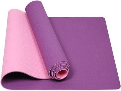 Mersuii Eco-Friendly Yoga Mat