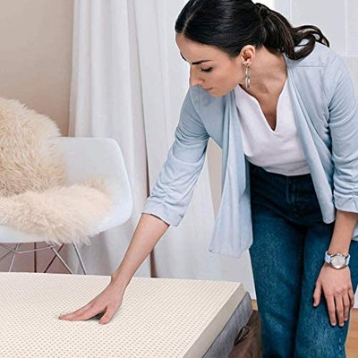 Grifil Zero Natural Organic Latex Mattress Topper
