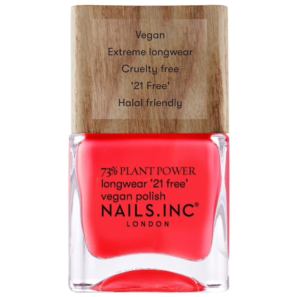 Nails INC Time for a Reset