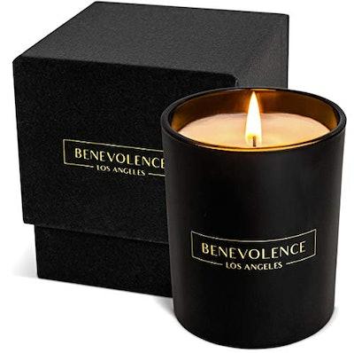 Benevolence LA Rose & Sandalwood Hand-Poured Candles