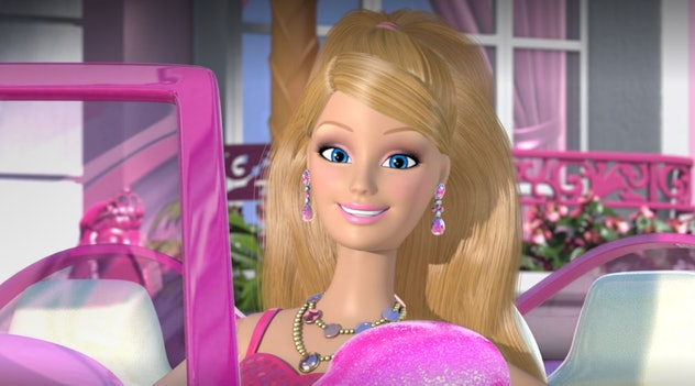 'Barbie Life In The Dreamhouse' on Netflix.