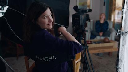 Agnes/Agatha Harkness on 'WandaVision'