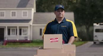 The mailman in WandaVision Episode 7