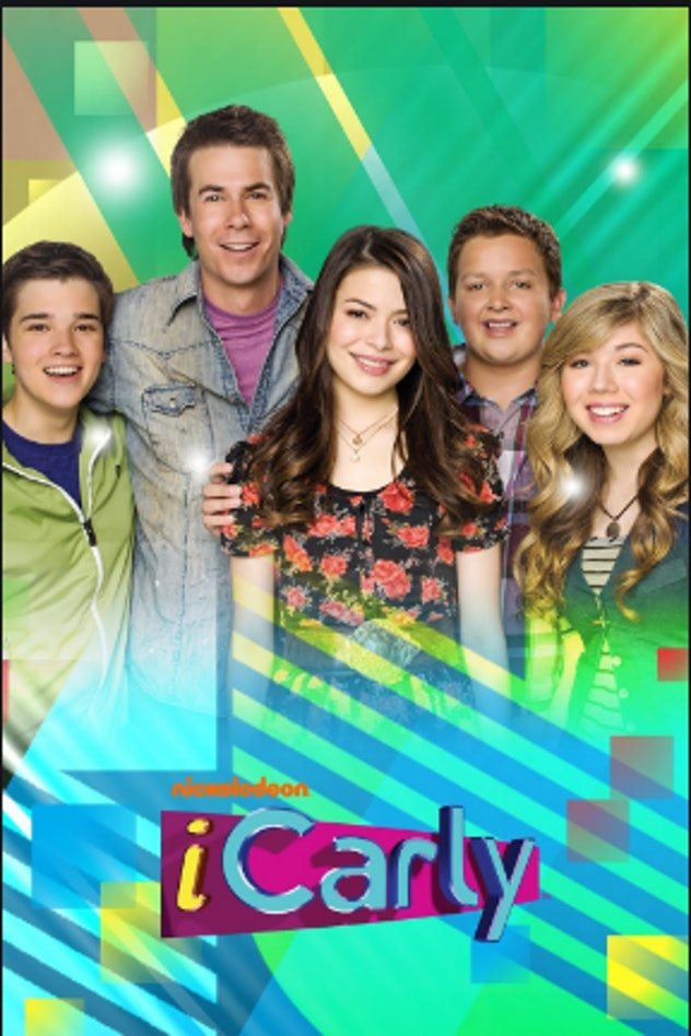 iCarly is a classic Netflix kids' show.