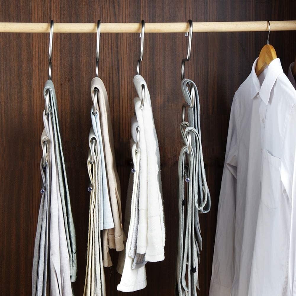 Bennavy Pants Hangers (8-Pieces)