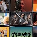 Nine TV promo images of marginalized groups