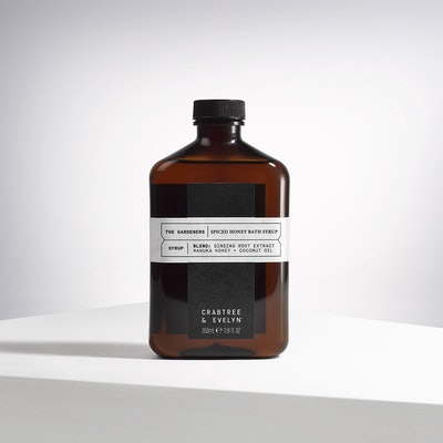 Spiced Honey Bath Syrup
