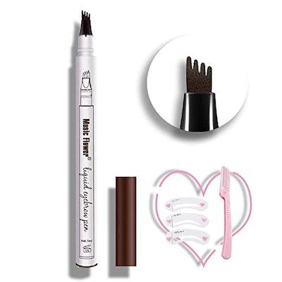 Guangdong Qincai Cosmetics Microblading Eyebrow Pen
