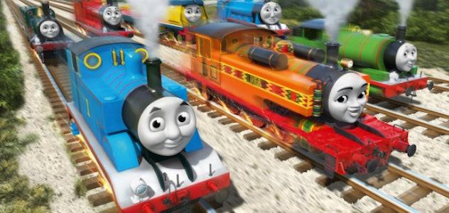 'Thomas & Friends' is a kids classic on Netflix