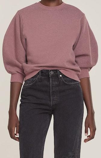 Thora 3/4 Sleeve Sweatshirt