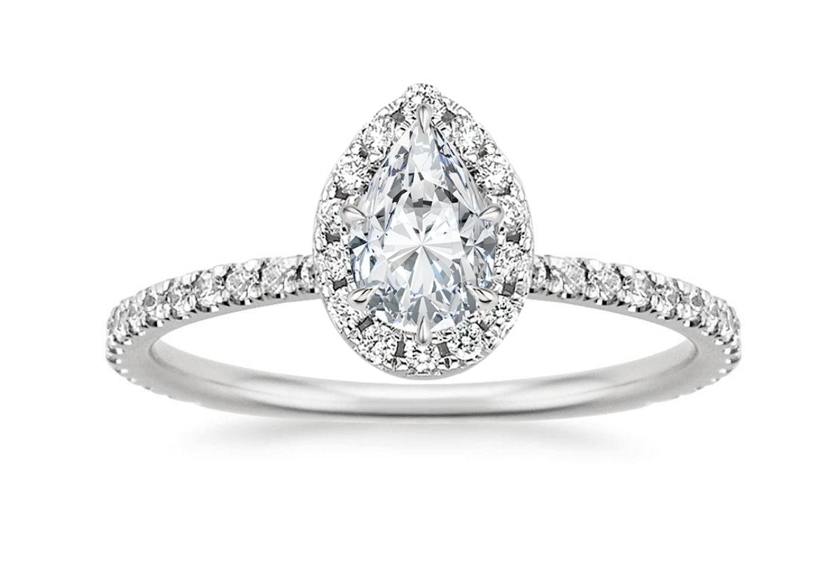 Waverly Diamond Engagement Ring