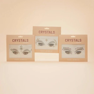 Face Crystals