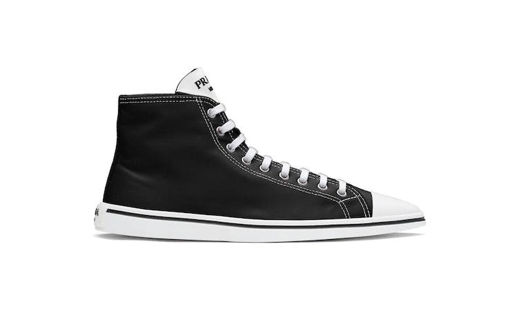 Prada Synthesis Chuck Taylor Sneaker