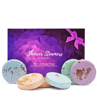 Cleverfy Shower Steamers (Set of 6)