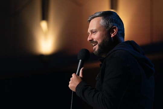 Nate Bargatze has a family life that provides him with plenty of material.