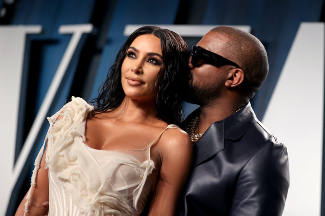 Kim Kardashian filed for divorce from Kanye West after seven years of marriage.