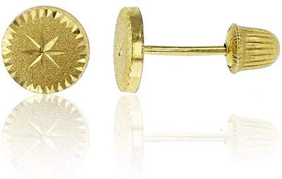 Decadence 14K Gold Stud Earrings