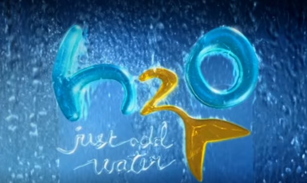 'H20: Just Add Water' is a fantasy-filled show on Netflix.