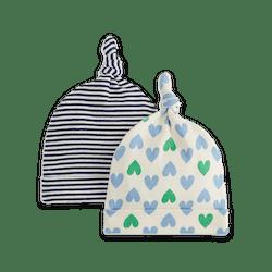 Organic Baby Hat 2-Pack