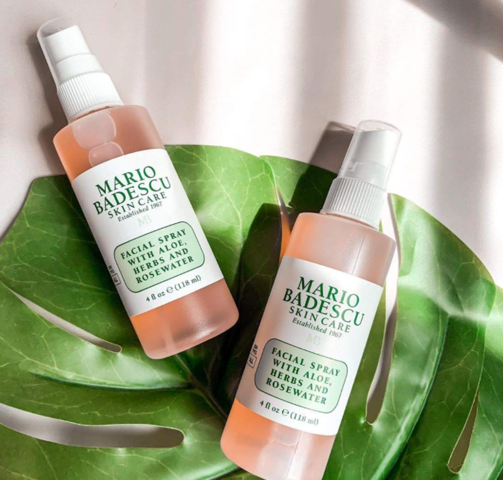 Mario Badescu Facial Spray with Aloe, Herbs and Rosewater (2-Pack)